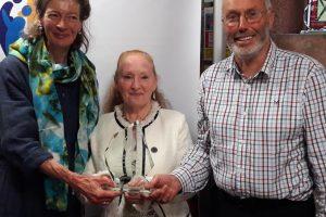 VOSCAR, Deborah Galbraith, Sheila Gibson and Doug Kerr