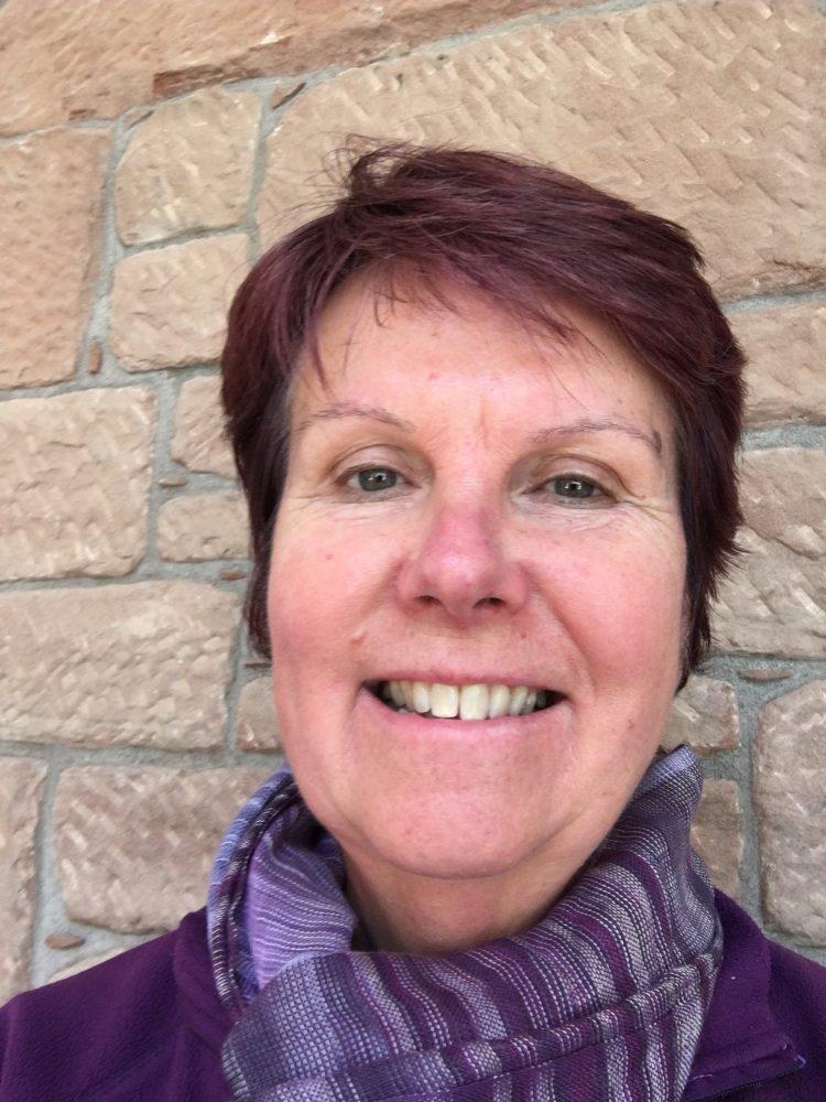 Catriona Macdonald - Volunteer Befriender and Management Committee Volunteer Representative