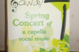 Tonic Solway, an a capella vocal group