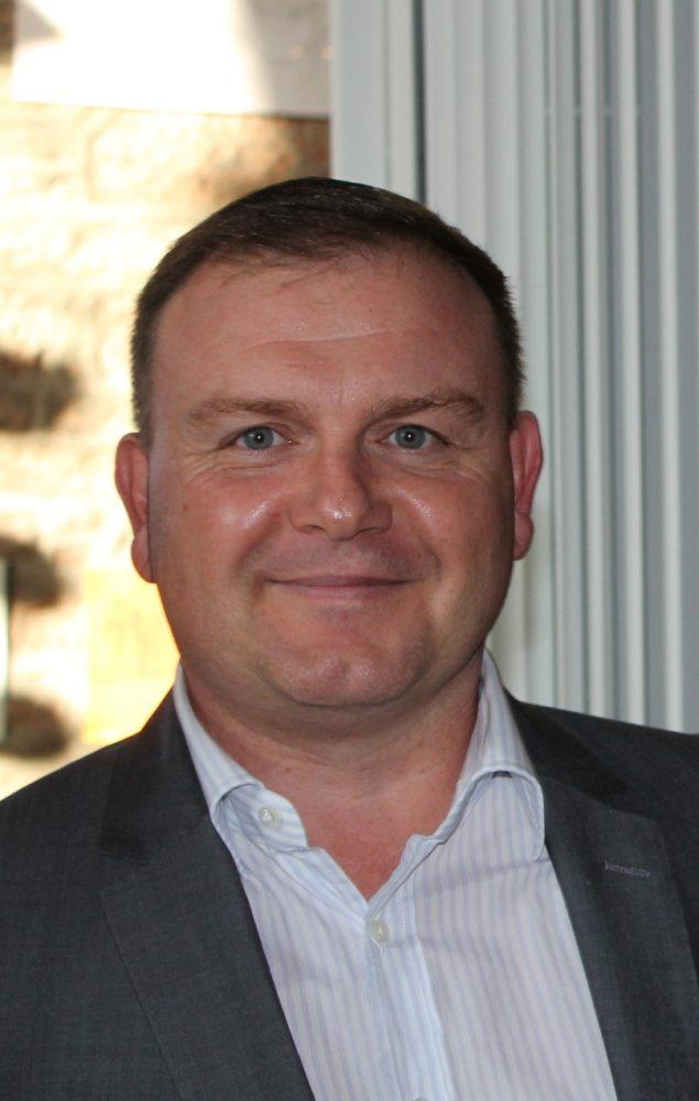 Derek Heron - Management Committee Trustee and Treasurer