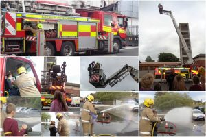 Dumfries Fire Station open day