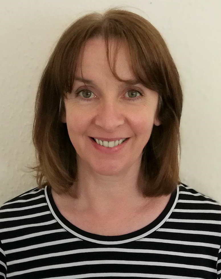 Gill McMinn - Volunteer Coordinator (Part Time)