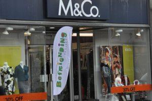 M&Co Fashion Show
