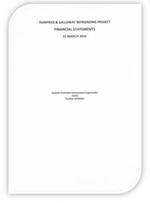 Financial Statements Accounts 2015-2016