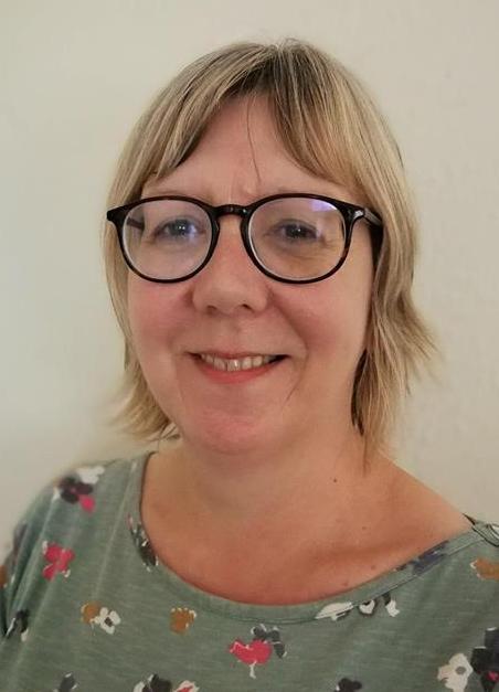 Susan Stewart - Volunteer Coordinator (Part Time)