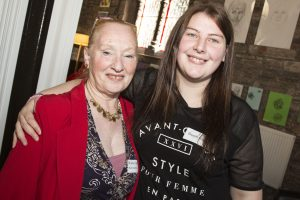 Gallery image - Befrienders 20th Birthday.Sheila Gibson, Sharon Graham