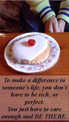 Tea & Cake Chats