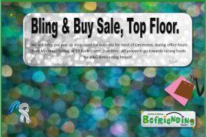 Bling & Buy Poster