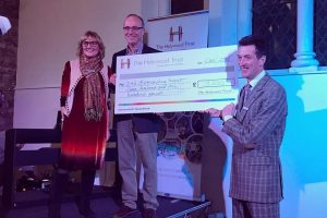 Holywood Trust Award 2018