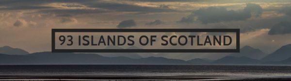 93 Islands of Scotland