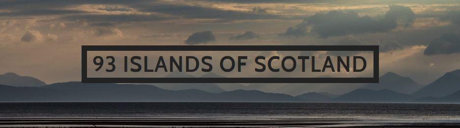 93 Islands of Scotland