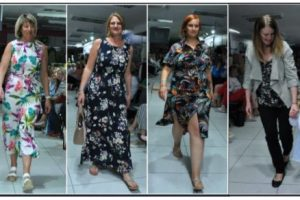 Highlights from M&Co Fashion Show Fund Raiser, Befrienders Models Smart wear collage